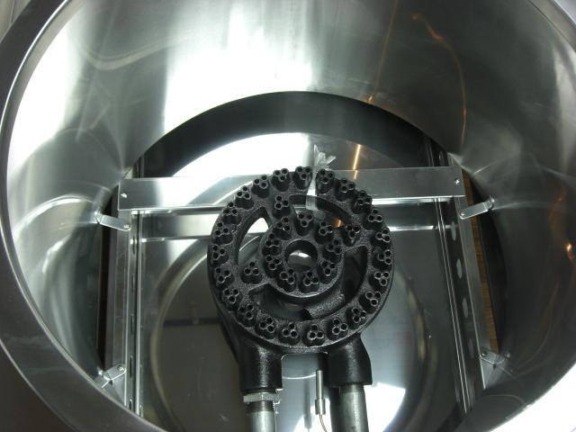 寺冠剑切割面条煮的面条的文书 (刀切好的面条水壶) (640 毫米锅使用) 670 * 860 * 750 毫米 TSM 670