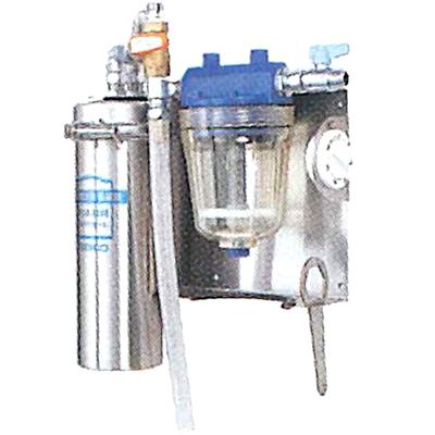 【新品・送料無料・代引不可】タニコー 蒸し器・温蔵庫用軟水器TCAR-3000