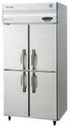 【新品・送料無料・代引不可】ホシザキ 縦型冷凍冷蔵庫 HRF-90LZFT W900*D650*H1890