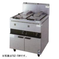 【新品・送料無料・代引不可】タニコー ガス餃子グリラー -30+48個- TGZ-90DW