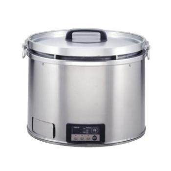 【新品・送料無料・代引不可】パロマ ガス炊飯器 業務用ガス炊飯器 マイコン制御タイプ 5.5升タイプ(フッ素内釜) PR-10ADF LPガス