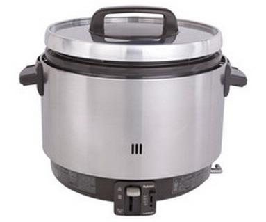 【新品・送料無料・代引不可】パロマ 業務用ガス炊飯器 涼厨 2.0升炊き PR-360SS ゴム管接続 都市ガス13A