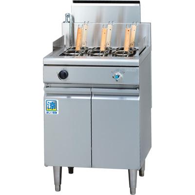 【新品・代引不可】タニコー 1槽式 角型ゆで麺器[フリザル12つ] 900*750*800 TGUS-90AW