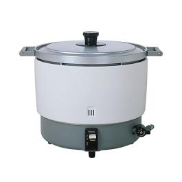【新品・送料無料・代引不可】パロマ 業務用厨房機器 業務用 ガス炊飯器 スタンダードタイプ 3.3升炊き PR-6DSS(S)