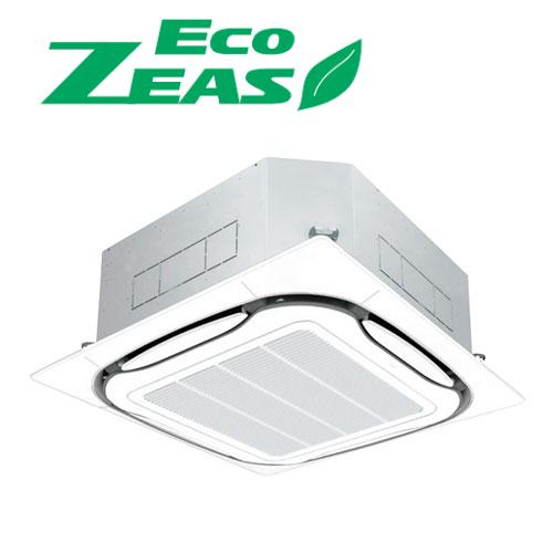 Daikin Commercial Air Conditioner Eco Zeas Ceiling Cassette 4 Way Ecoround Flow Standard Type 3 Hp Single Phase Szrc80bv