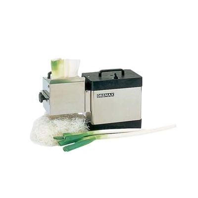【新品・送料無料・代引不可】DREMAX 電動白髪ネギシュレッダ105040 W430*L155*H270mm