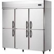 【新品・送料無料・代引不可】大和冷機 業務用 縦型冷凍庫 623YSS-EC W1800×D650×H1905(mm)