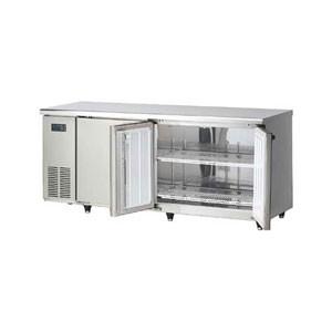 【新品・送料無料・代引不可】大和冷機 業務用 冷凍コールドテーブル 6061SS-NP-EC W1800×D600×H800(mm)