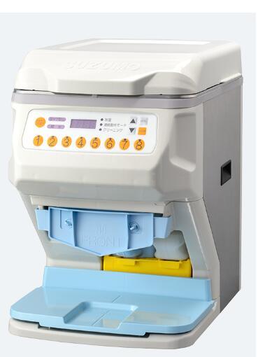 【新品・送料無料・代引不可】鈴茂器工 業務用 シャリ弁ロボ ご飯盛り付け機 GST-HMA W370×D595×H555(mm)