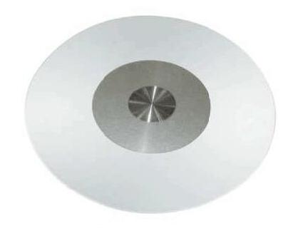 600mmガラス回転盤/ターンテーブル シルバー 銀色 円卓 ホール ホテル  強化ガラス 1200mm円卓用 BLZP600S φ600*H40mmガラス12mm 回転盤付き