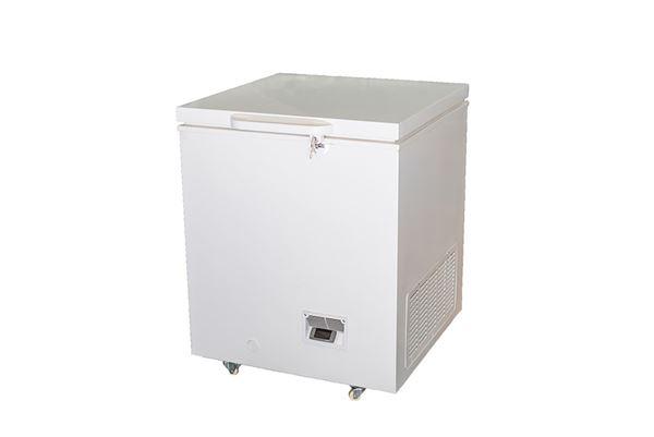 【新品・送料無料・代引不可】CC100-OR シェルパ 超低温冷凍ストッカー104L ☆W738×D775×H880mm