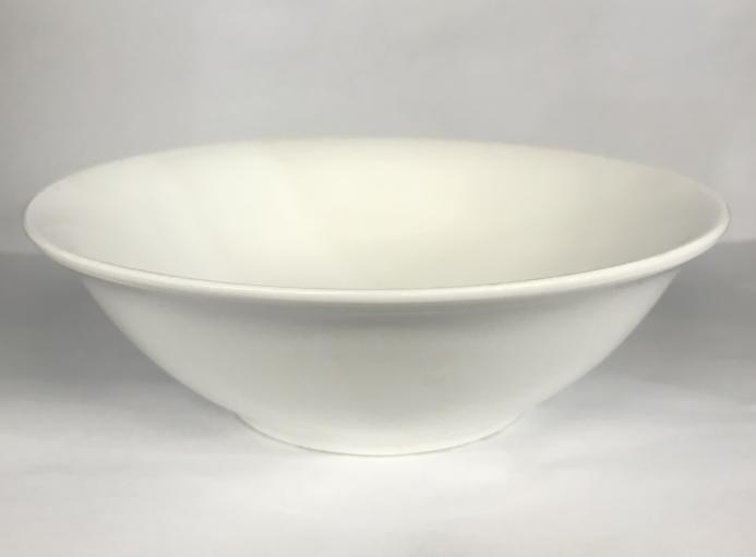 6 Anti Mouth Ball Soup Bowl Ramen Salad Ball White Kitchen Porcelain Pottery Dinner Plate Set SK006 150 50 02P28Sep16