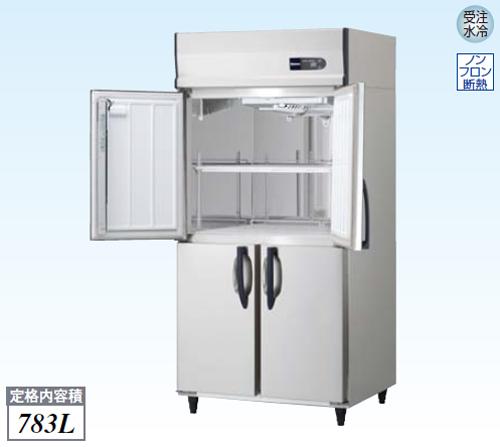 【新品・送料無料・代引不可】大和冷機 業務用 縦型冷蔵庫 341CD-NP W900×D800×H1905(mm)