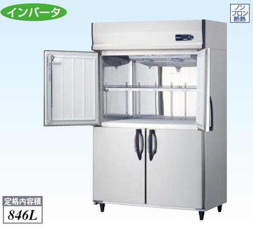 【新品・送料無料・代引不可】大和冷機 業務用 縦型冷凍庫 421YSS-NP-EC W1200×D650×H1905(mm)