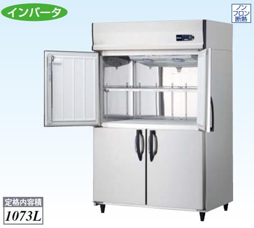 【新品・送料無料・代引不可】大和冷機 業務用 縦型冷凍庫 423SS-NP-EC W1200×D800×H1905(mm)