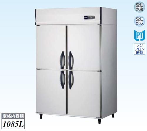 【新品・送料無料・代引不可】大和冷機 業務用 縦型冷蔵庫 441CD W1200×D800×H1905(mm)