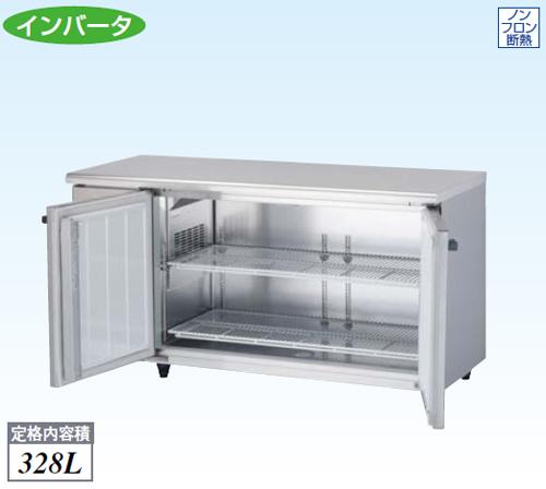 【新品・送料無料・代引不可】大和冷機 業務用 冷蔵コールドテーブル 5161CD-NP-EC W1500×D600×H800(mm)