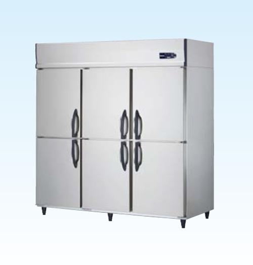 【新品・送料無料・代引不可】大和冷機 業務用 組立式冷凍冷蔵庫 633S2-PL-EC W1800×D800×H1912(mm)