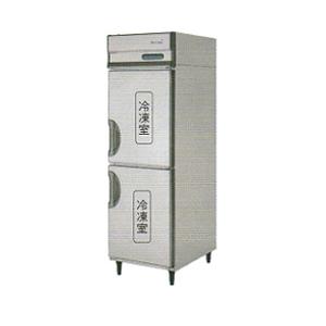 【新品・送料無料・代引不可】福島工業(フクシマ) 業務用 冷凍庫(インバーター制御) ARN-062FM W610×D650×H1950(mm)