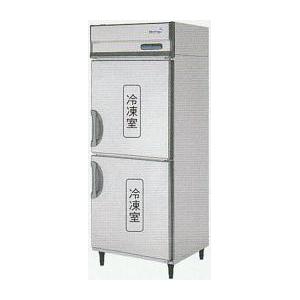 【新品・送料無料・代引不可】福島工業(フクシマ) 業務用 冷凍庫(インバーター制御) ARN-082FM W755×D650×H1950(mm)