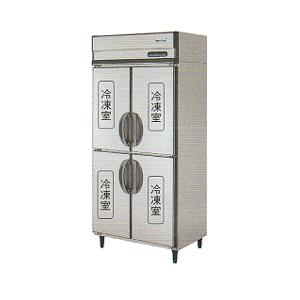 【新品・送料無料・代引不可】福島工業(フクシマ) 業務用 冷凍庫(インバーター制御) ARN-094FM W900×D650×H1950(mm)