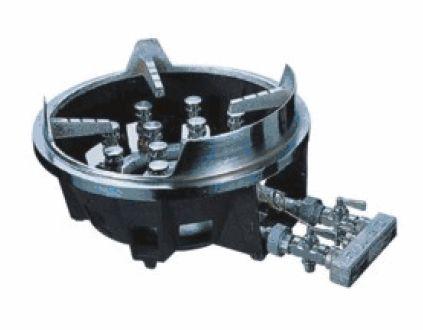 卓上式スーパージャンボバーナー・都市ガス、LPガス 厨房機器 調理機器 MG-9 W335*D483*H174(mm)
