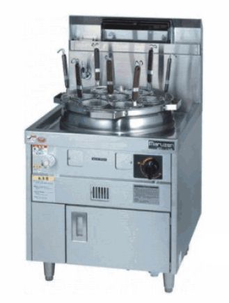 ゆで麺機 厨房機器 調理機器 MR-15M W650*D750*H720(mm)