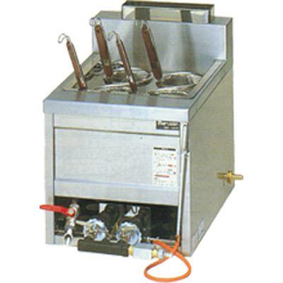 卓上型ラーメン釜 厨房機器 調理機器 MRK-045TB W400*D545*H400(mm)