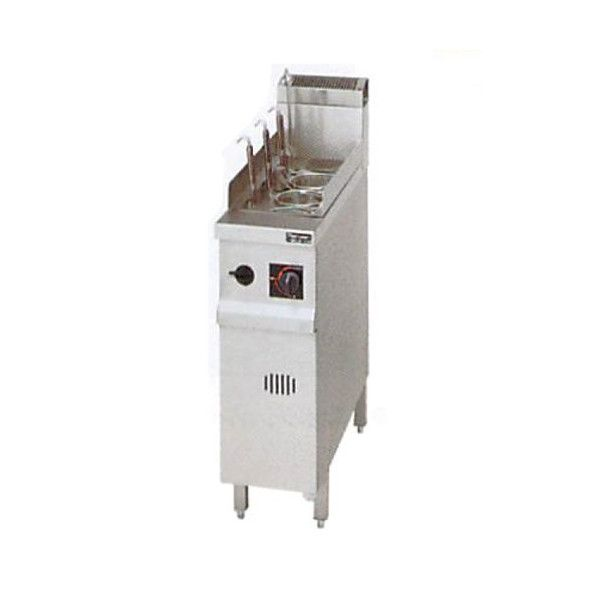 涼厨角槽型ゆで麺機 厨房機器 調理機器 MRLN-03C W255*D700*H800(mm)