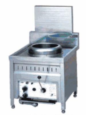 ブラスト中華レンジ(マルゼン) 厨房機器 調理機器 MRO-B21 W650*D750*H720(mm)