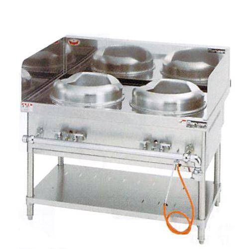 中華レンジ(マルゼン)・イタメ2 厨房機器 調理機器 MRS-112C W1050*D750*H720(mm)