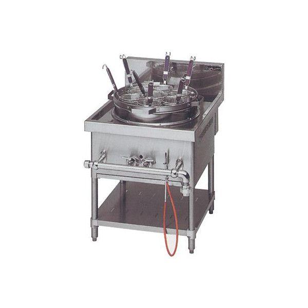 中華レンジ(マルゼン)・麺(フリザル) 厨房機器 調理機器 MRS-171C W650*D750*H720(mm)