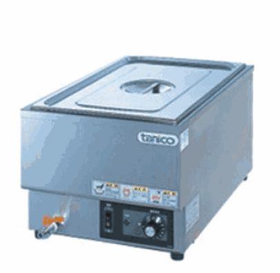 卓上電気式ウォーマー(1/1*20L) 厨房機器 調理機器 N-TCW-3555E-1 W350*D550*H280(mm)