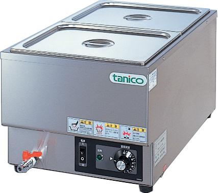 卓上電気式ウォーマー(1/2*9.6L) 厨房機器 調理機器 N-TCW-3555E-2 W350*D550*H280(mm)