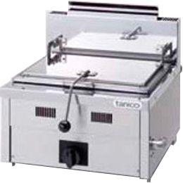 卓上餃子焼き器(タニコー)(焼き鉄板から排水不可)5人前・30ヶ 厨房機器 調理機器 N-TCZ-6045G W600*D450*H260(mm)