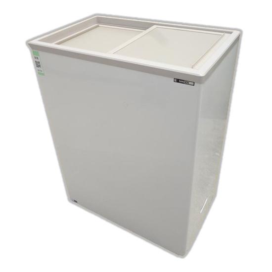 冷凍ストッカー(スライドドア) 100V 115L 厨房機器 調理機器 PF-120XE W696*D458*H915(mm)