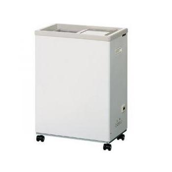 冷凍ストッカー(スライドドア) 100V 18L ガラス蓋 厨房機器 調理機器 PF-G035MXE W305*D529*H662(mm)