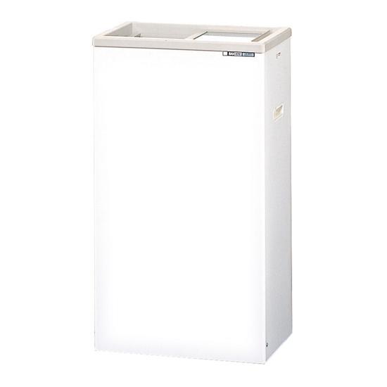 冷凍ストッカー(スライドドア) 100V 42L  ガラス蓋 厨房機器 調理機器 PF-G057XE W485*D327*H860(mm)