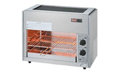 ガス赤外線グリラー(リンナイ)・上火式 厨房機器 調理機器 RGP-42SV W500*D310*H395(mm)