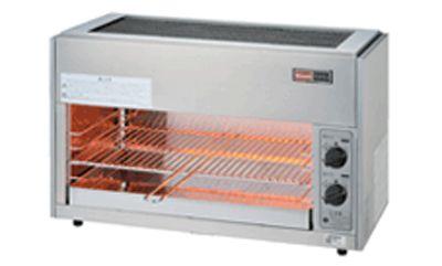 ガス赤外線グリラー(リンナイ)・上火式 厨房機器 調理機器 RGP-62SV W630*D310*H395(mm)