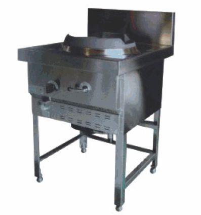 強熱中華レンジ オーロラ・都市ガス、LPガス 厨房機器 調理機器 SYR6075 W600*D750*H750(mm)