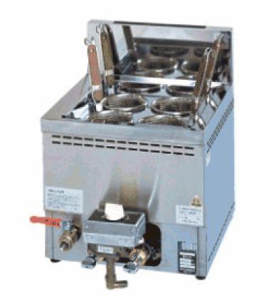 卓上型ラーメン釜 厨房機器 調理機器 TCU-4445X W440*D450*H400(mm)