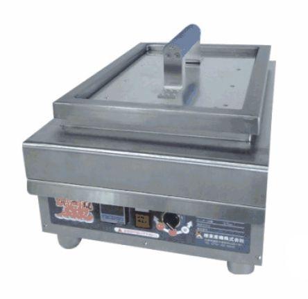 卓上式電気餃子グリラ(排水有) 1口、40個 厨房機器 調理機器 TEH4-6A W390*D600*H360(mm)