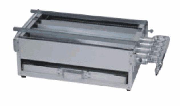 ガス焼台(5本バーナー) 厨房機器 調理機器 TG-560 W600*D270*H175(mm)