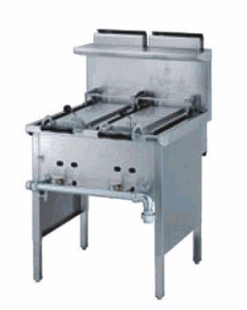 餃子焼き器(タニコー)10人前・30ヶ+30ヶ 厨房機器 調理機器 TGZ-65 W650*D750*H750(mm)