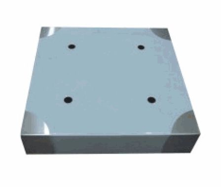 蒸し器(ラッキーボイラー) TLB-1G用天板 厨房機器 調理機器 TLB-1GK W490*D490*H100(mm)