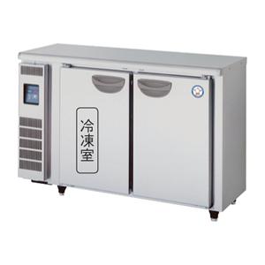 【新品・送料無料・代引不可】福島工業(フクシマ) 業務用 コールドテーブル冷凍冷蔵(内装樹脂) TMU-41PE2 W1200×D450×H800(mm)