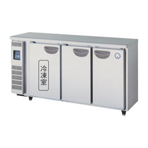 【新品・送料無料・代引不可】福島工業(フクシマ) 業務用 コールドテーブル冷凍冷蔵(内装樹脂) TMU-51PE2 W1500×D450×H800(mm)