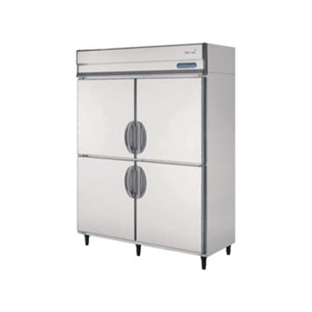 縦型冷蔵庫D800mm内装ステンレス鋼板(福島) 冷蔵4 100V 厨房機器 調理機器 URD-150RM6 W1490*D800*H1950(mm)