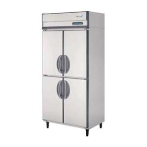 【新品・送料無料・代引不可】福島工業(フクシマ) 業務用 縦型冷蔵庫 URN-090RM6 W900×D650×H1950(mm)【受注生産品】